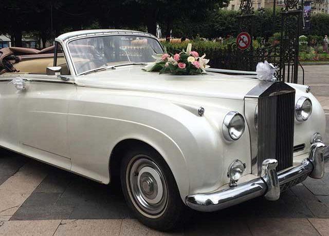 Bentley voiture de mariage